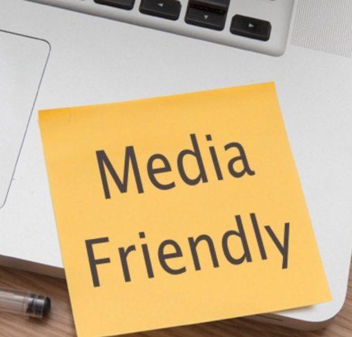 Media Friendly