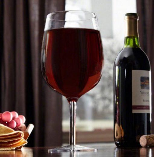 Extra Large Wine Glass
