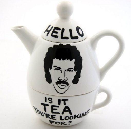 Lionel Richie Teapot