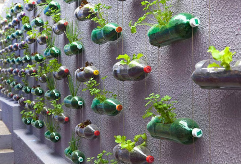 Top 10 Ways To Recycle and Transform Empty Plastic Pop Bottles