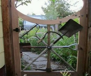 Top 10 Ways To Recycle and Transform Garden Tools