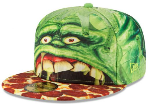 Ghostbusters Slimer Cap