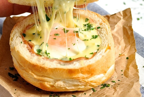 Top 10 Washing-Up Free Recipes To Make In Bread Bowls