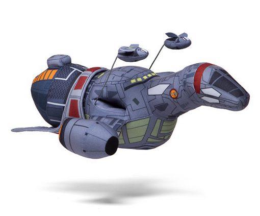 Firefly Serenity Plush Spaceship