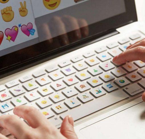 Emoji Keyboard Cover
