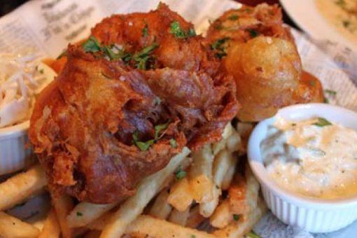 Viking Fish & chips