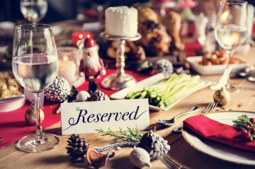 10 of London's top restaurants for Christmas dinner