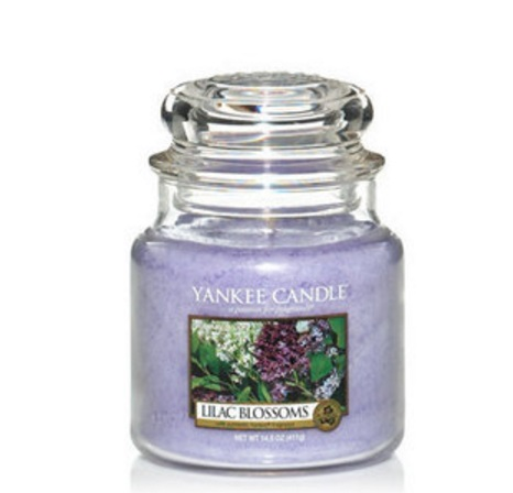 Lilac Blossoms Yankee Candle