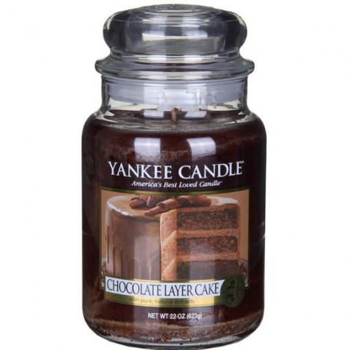 Chocolate Layer Cake Yankee Candle