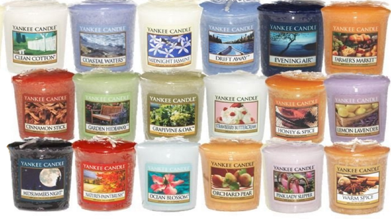 Top 10 best selling yankee candle scents by review scores for Best smelling home fragrances