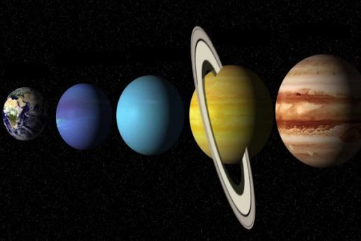 The Top 10 Largest Bodies in Our Solar System