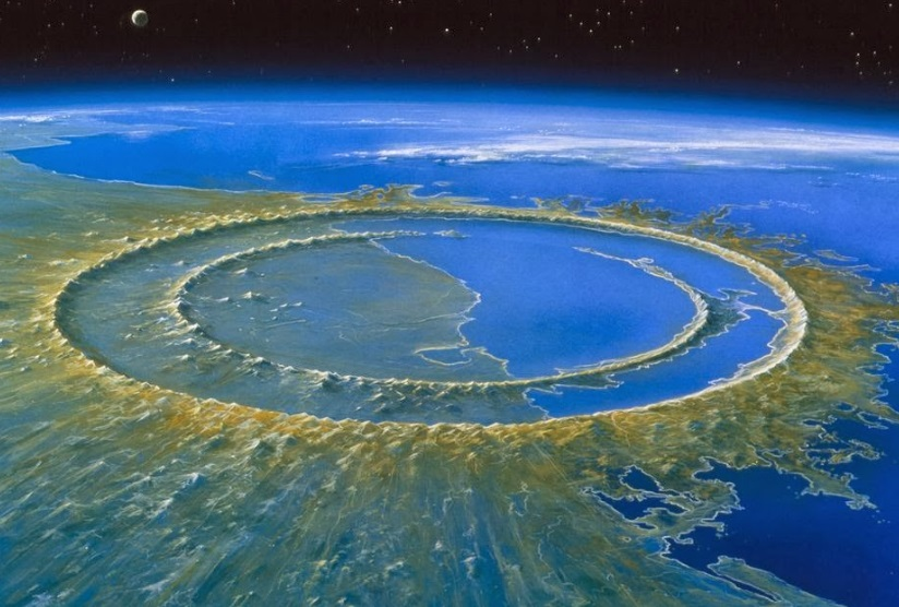 The Top 10 Largest Meteorite Craters In World