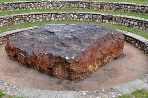 Hobo West Meteorite