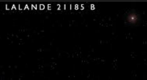 Lalande 21185