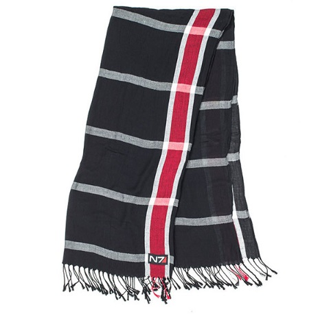 Mass Effect N7 Armour Scarf