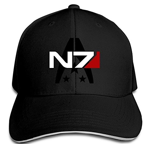 Mass Effect N7 Baseball Cap