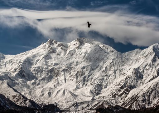 Nanga Parbat Mountain