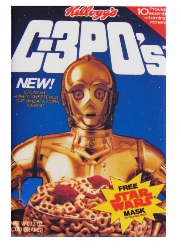 Kellogg's C3PO's