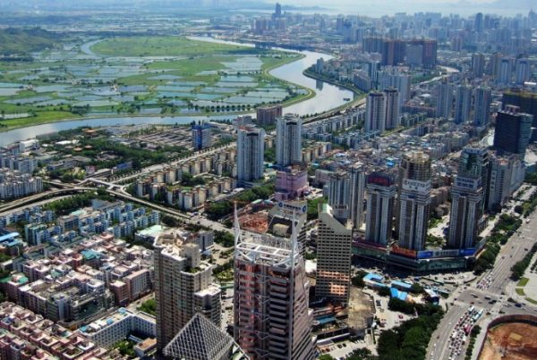Guangzhou City Center
