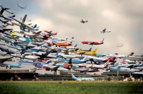 Flying (Aviophobia)