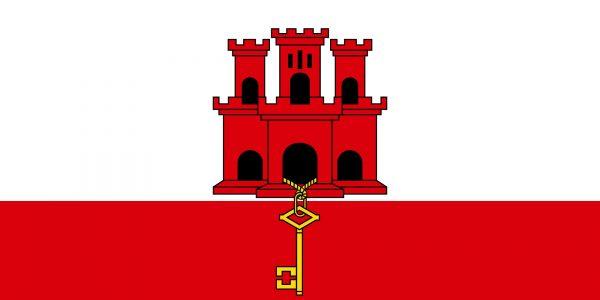 Flag of Gibraltar