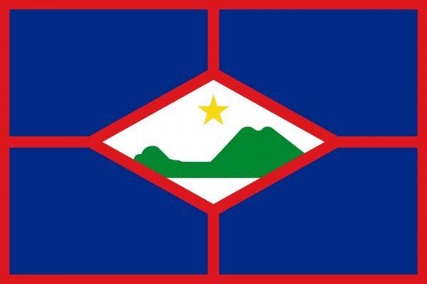 Flag of Sint Eustatius