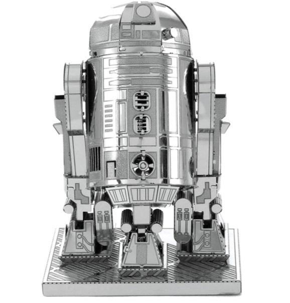 StarWars R2D2 Metal Model Building Kit