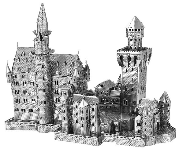Top 10 Awesome and Incredibly Detailed Metal Construction Kits