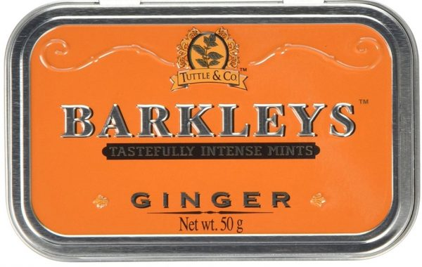 Ginger Flavoured Mints