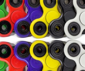 Top 10 Amazing, Crazy and Unusual Fidget Spinners