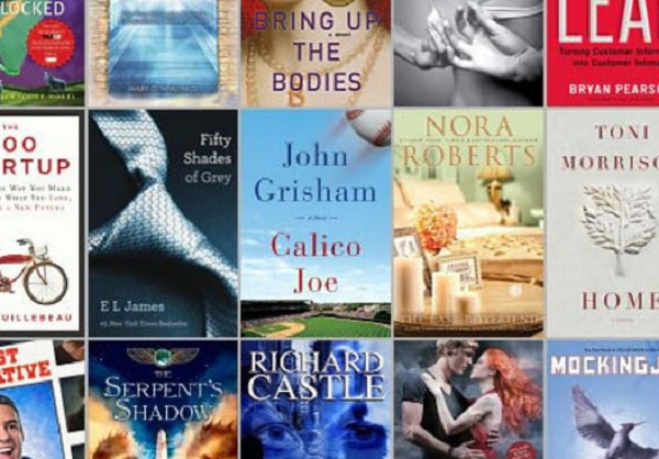 The Top 10 Best Selling Books of All Time 2017