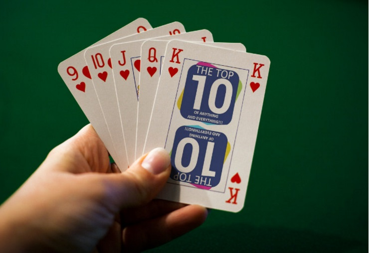 Ten Ways to Play Poker That You Might Not Have Heard of