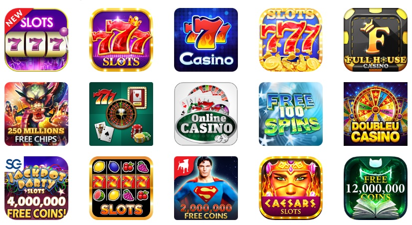 Top 10 Ranked Mobile Casino Apps for Android and iPhone